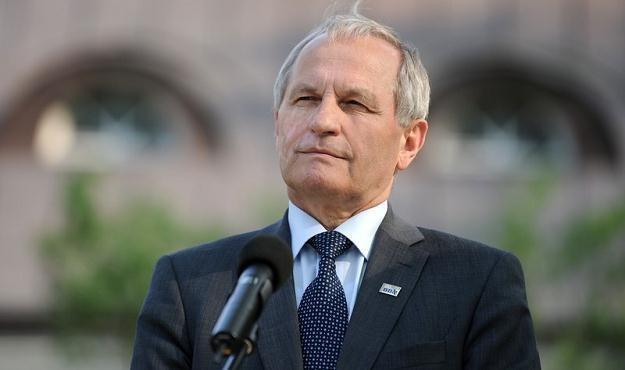 Szef BBN Stanisław Koziej /fot. Bartosz Krupa /East News