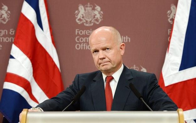 Szef brytyjskiego MSZ podał się do dymisji