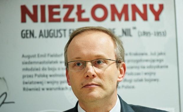 Szef IPN: Jeśli chcemy, żeby o polskiej historii pisano więcej, musimy wykonać pewien wysiłek