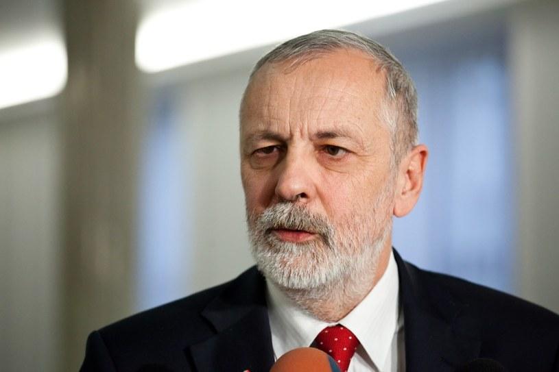 Szef klubu Platformy Rafał Grupiński /KAROL SEREWIS /East News
