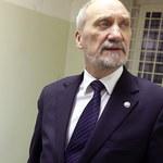 Szef MON ws. gen. Kraszewskiego: Nie mam wątpliwości co do trafności decyzji SKW