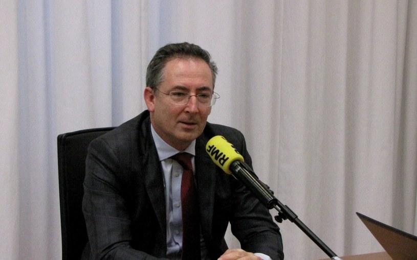 Szef MSW Bartłomiej Sienkiewicz /RMF