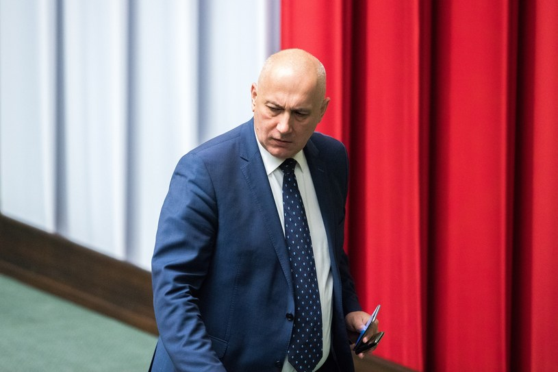 Szef MSWiA Joachim Brudziński /Andrzej Iwańczuk/Reporter /East News
