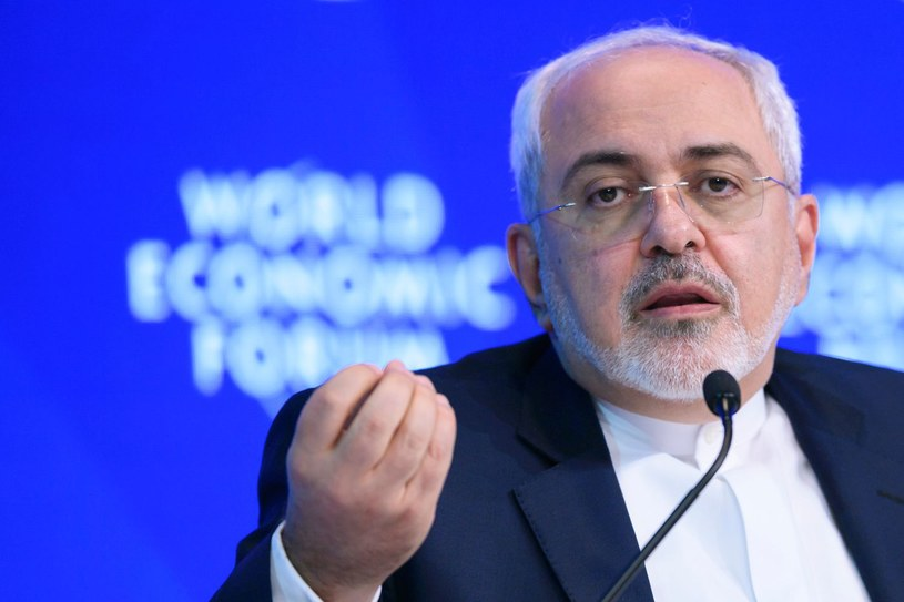 Szef MSZ Iranu Mohammad Javad Zarif /AFP