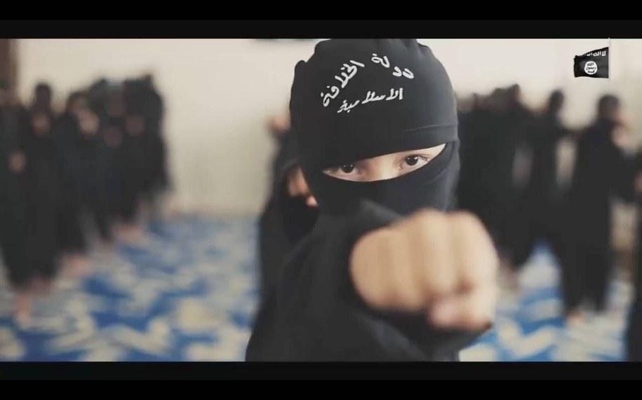 Szef niemieckiego kontrwywiadu ostrzega przed dziećmi i kobietami z IS /Balkis Press    /PAP/Abaca