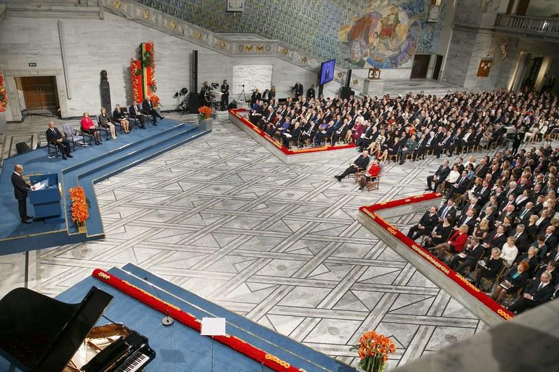 Szef OPCW odebrał w Oslo Pokojową Nagrodę Nobla /AFP