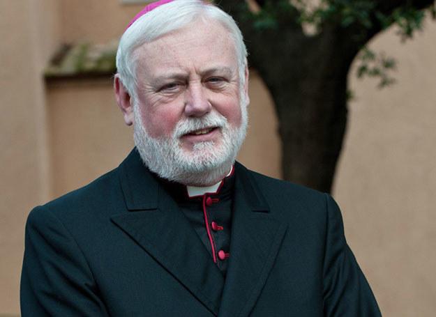 Szef watykańskiej dyplomacji arcybiskup Paul Gallagher /Catholic Press Photo /East News