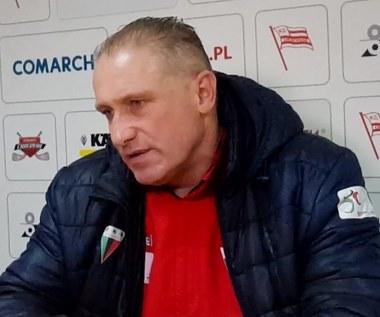 Szejba po 4-1 z Cracovią. Wideo