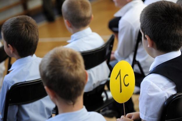 Sześciolatki pójdą do szkoły dopiero w 2014 roku? / fot. D. Brykczyński /Reporter