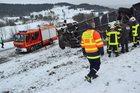 Sześcioro nastolatków zginęło w wypadku szkolnego minibusu