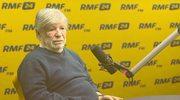Szewach Weiss opowiada Robertowi Mazurkowi o swoim polskim obywatelstwie