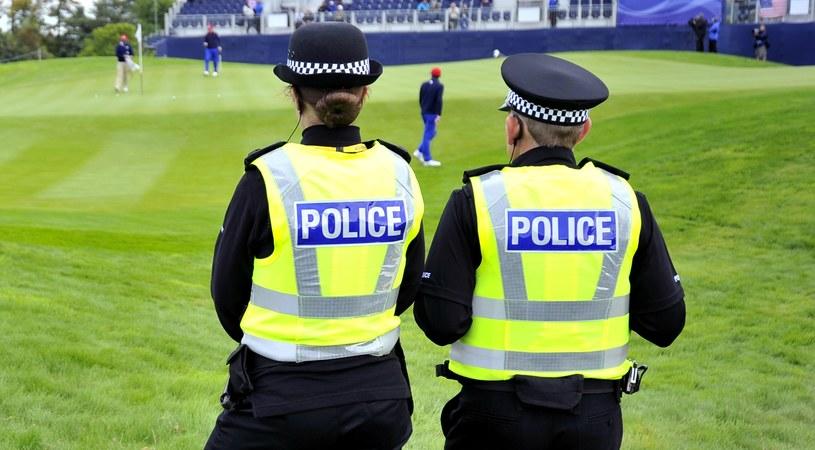 Szkocka policja werbuje policjantów w Polsce /AFP