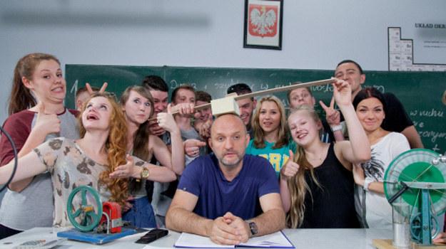 """""""Szkoła"""" /TVN"""