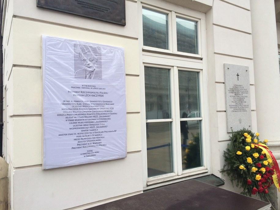 Szósta rocznica katastrofy smoleńskiej /Mariusz PIekarski /RMF FM