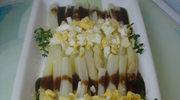 Szparagi à la mimosa, czyli kolejne wielkanocne danie