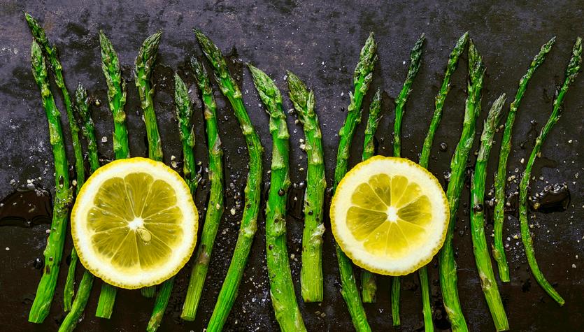 Szparagi obniżą cholesterol