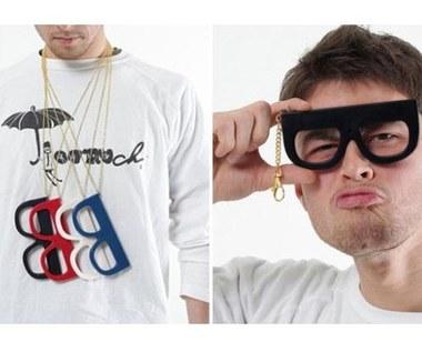 Szpiegowskie okulary dla awangardowego agenta