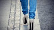 Szpilki - buty wysokiego ryzyka