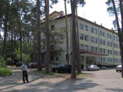 Szpital miejski w Augustowie  /Fot. Andrzej Piedziewicz /RMF FM