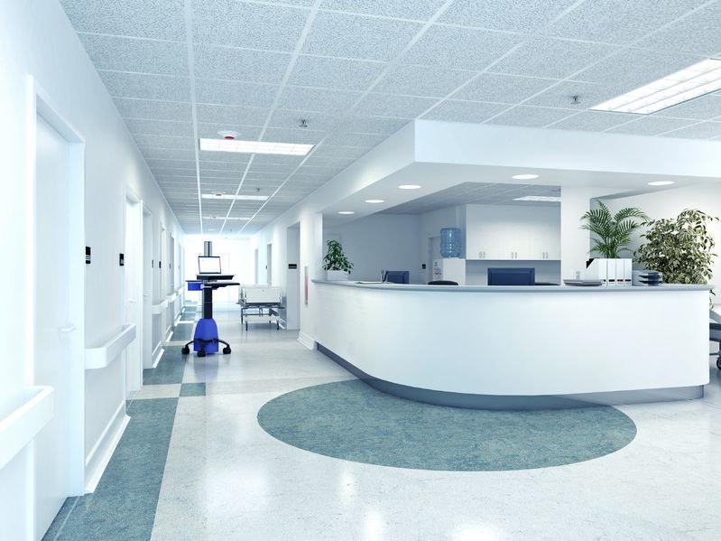 Szpitale stały się bardzo popularnym celem cyberataków /123RF/PICSEL