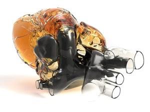 Sztuczne serce wielkości baterii