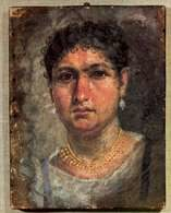Sztuka aleksandryjska: portret trumienny /Encyklopedia Internautica