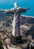 Sztuka Ameryki Łacińskiej: rzeźba Chrystusa górująca nad Rio de Janeiro /Encyklopedia Internautica