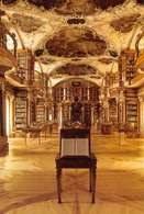 Sztuka szwajcarska: biblioteka klasztoru w St. Gallen /Encyklopedia Internautica