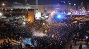 Szturm milicji na Majdan