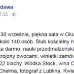 Szuka żony na Facebooku! To ogłoszenie podbija sieć!