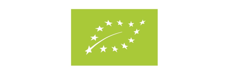 Szukaj na etykiecie unijnego logo - 12 gwiazdek ułożonych w kształt liścia na zielonym tle /©123RF/PICSEL