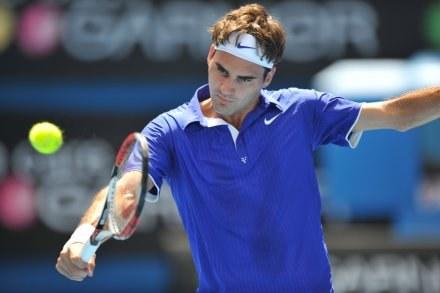 Szwajcar Roger Federer. /AFP