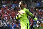 Szwajcara - Polska 1-1, 4-5 w karnych. Fabiański: Obie drużyny grały na maksa