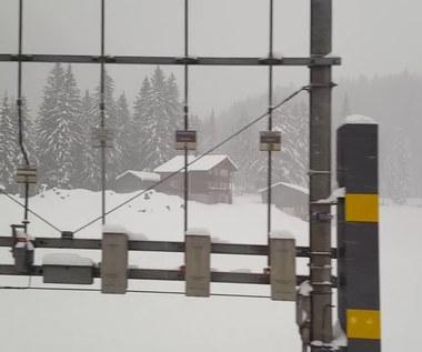 Szwajcaria pociągiem