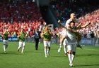 Szwajcaria - Polska 1-1, 4-5 w karnych w 1/8 finału Euro 2016. Zobacz bramki!