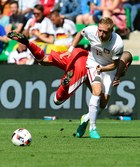 Szwajcaria - Polska 1-1, karne 4-5. Glik: Jedziemy dalej z pokorą