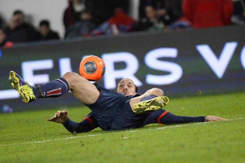 Szwed Zlatan Ibrahimović /AFP