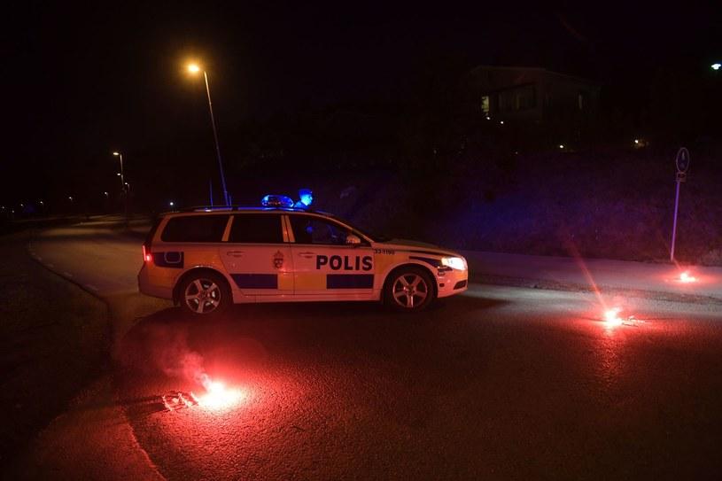 Szwedzka policja, zdj. ilustracyjne /AFP