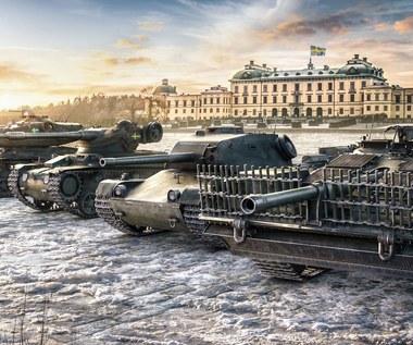 Szwedzkie czołgi w World of Tanks na konsolach