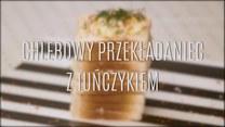 Szybka przekąska - chlebowy przekładaniec z tuńczykiem
