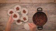 Szybkie ciasteczka z płatków owsianych
