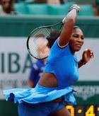 Szybkie zwycięstwo Sereny Williams w 2. rundzie Roland Garros