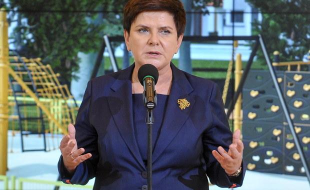 """Szydło: CIR nie uczestniczyło w przygotowywaniu akcji """"Sprawiedliwe sądy"""""""