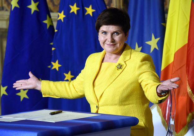 Szydło o Deklaracji Rzymskiej: To początek drogi zmian, które muszą nastąpić w UE
