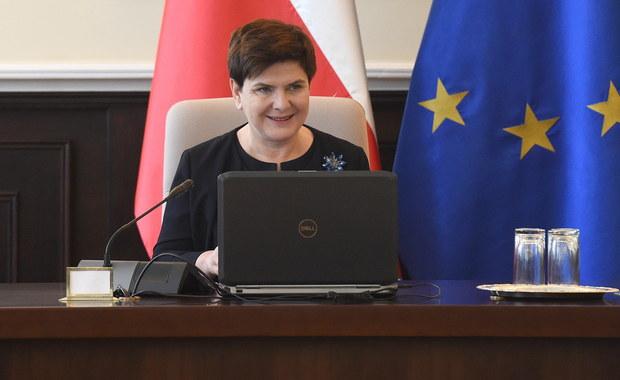 Szydło: UE potrzebuje nowego traktatu. Polska chce być aktywna w procesie zmian