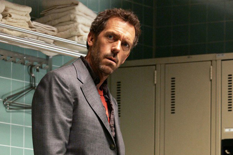 """Szymon Hołownia: """"Dr. House"""" był genialny w pierwszych dwóch sezonach/fot. Everett Collection /East News"""