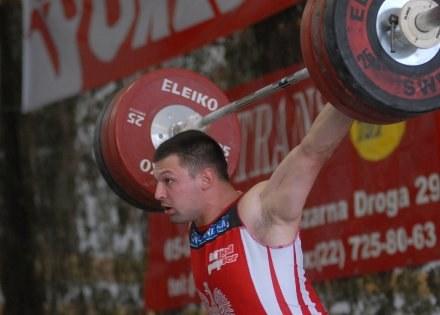 Szymon Kołecki, fot: Mariusz Kraczaniec /Agencja Przegląd Sportowy