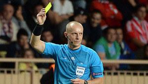 Szymon Marciniak poprowadzi mecz Szachtar - Sevilla