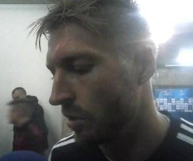 Szymon Matuszek: Liczę na bramkę w Ekstraklasie. Wideo