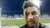 Szymon Matuszek po meczu Pucharu Polski. Wideo